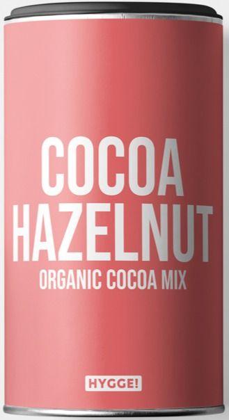 Hygge Organic Cocoa Hazelnut kaakaojuomajauhe 250 g