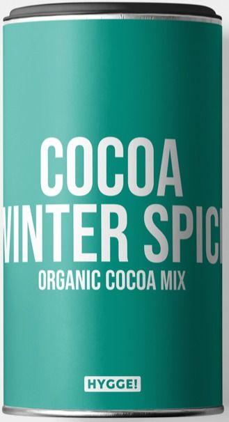 Hygge Organic Cocoa Winter Spice kaakaojuomajauhe 250 g