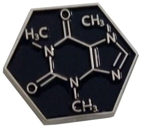 JoeFrex pin, koffeinformel