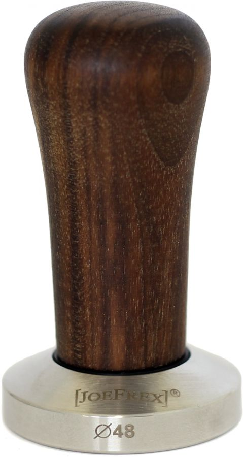 JoeFrex Tamper 48 mm with Wooden Handle