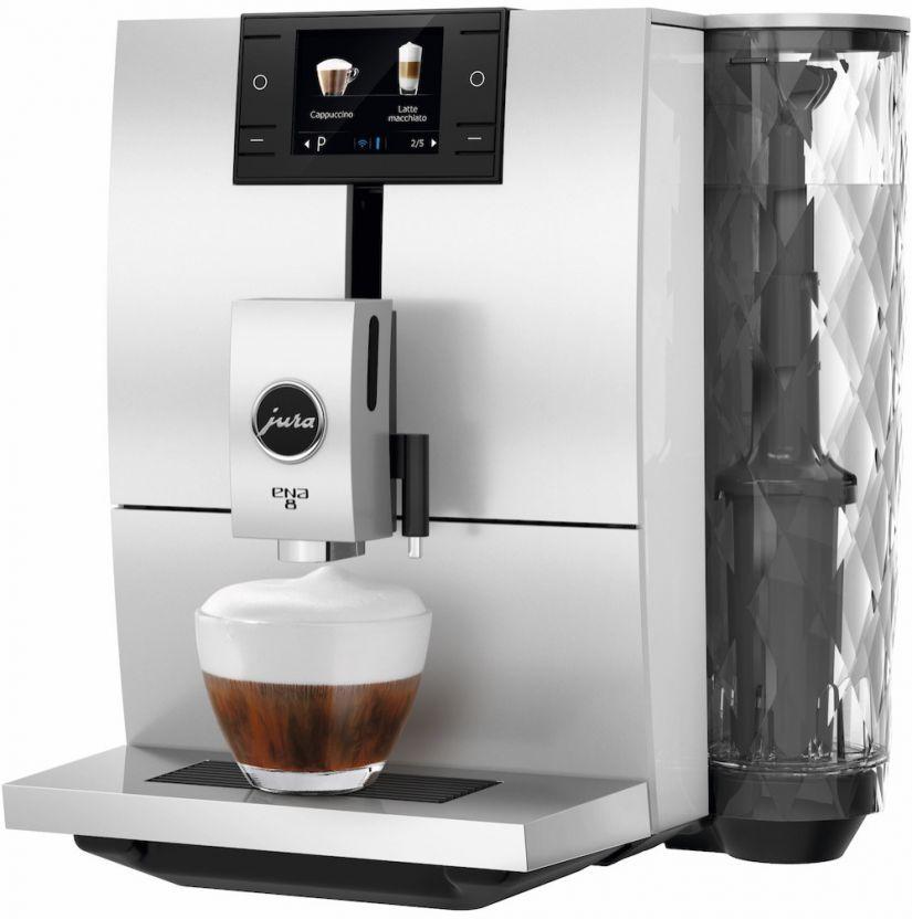 Jura ENA 8 Nordic White kahviautomaatti