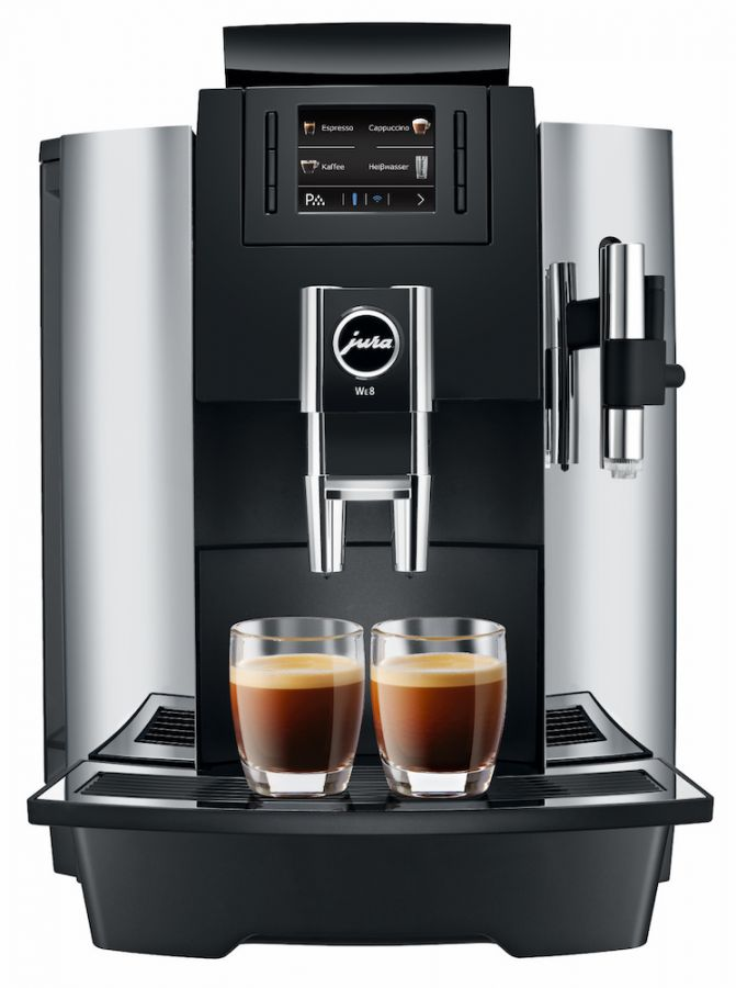 Jura WE8 Professional Chrome kahviautomaatti