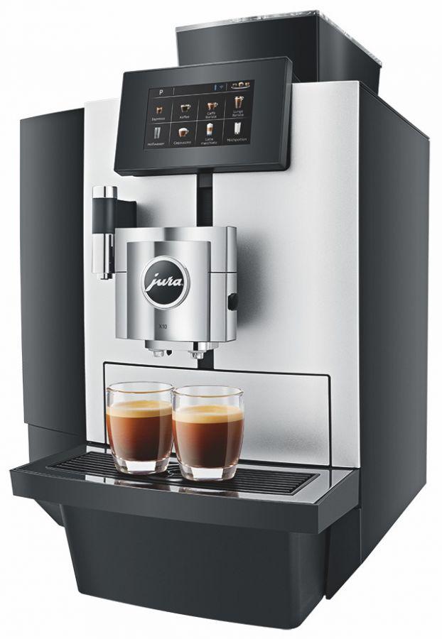 Jura X10 Professional kahviautomaatti