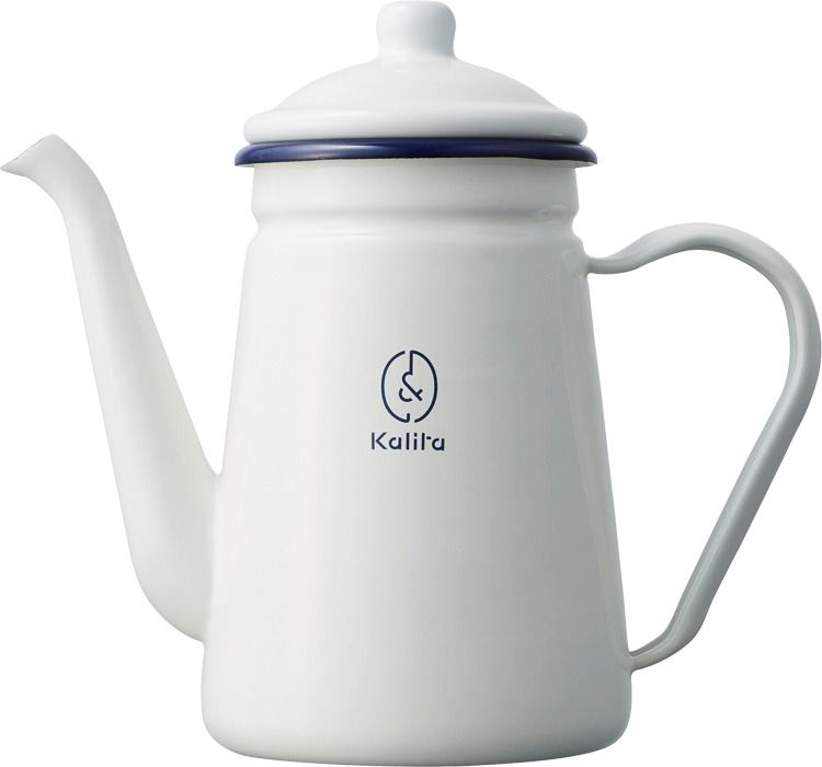 Kalita Enamel Pot Kettle 1.0 l