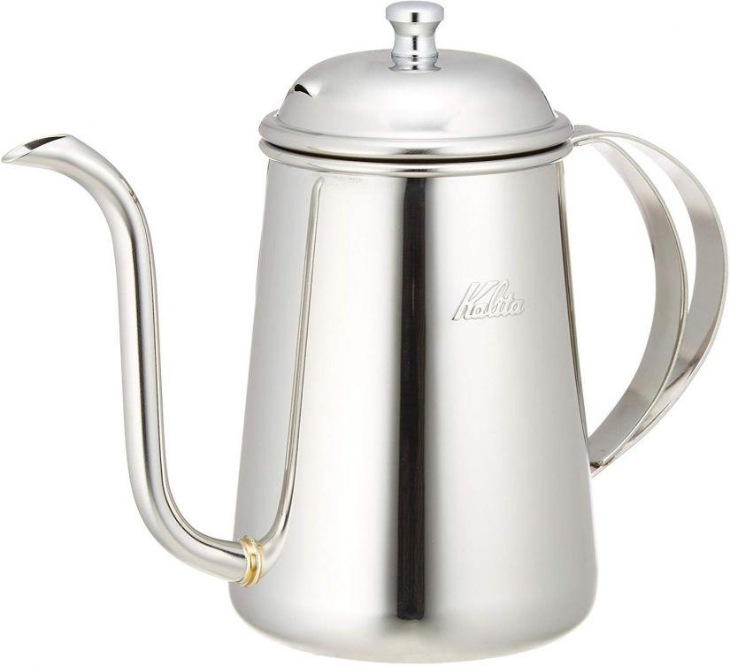 Kalita Stainless Thin Spout Pot teräksinen vesipannu 0,7 l