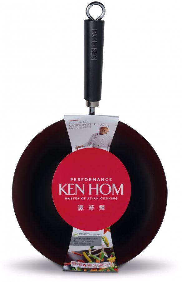 Ken Hom Performance non-stick wokkipannu 28 cm