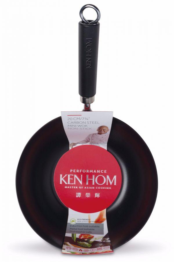 Ken Hom Performance non-stick wokkipannu 20 cm