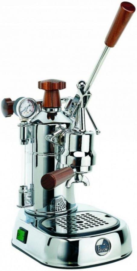 La Pavoni Professional Lusso PLH Espresso Machine