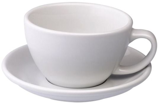 Loveramics Egg White lattekuppi 300 ml
