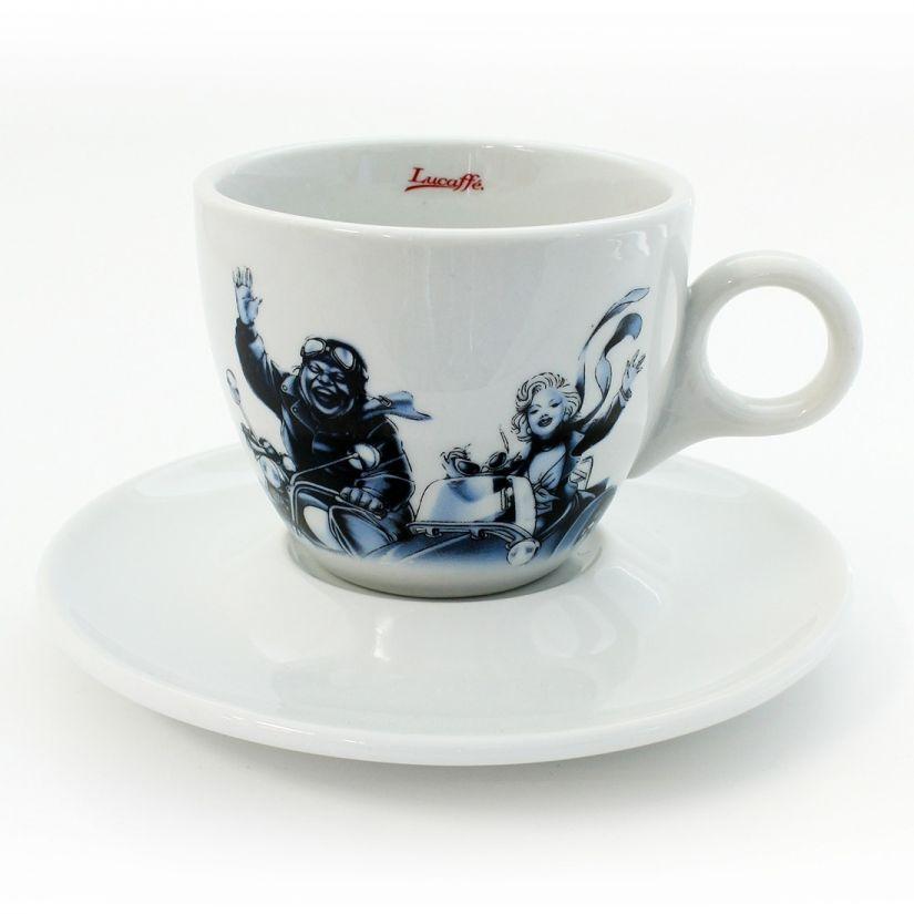 Lucaffé Blucaffé Cappuccino Cup