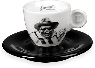 Lucaffé Mr. Exclusive espressokuppi