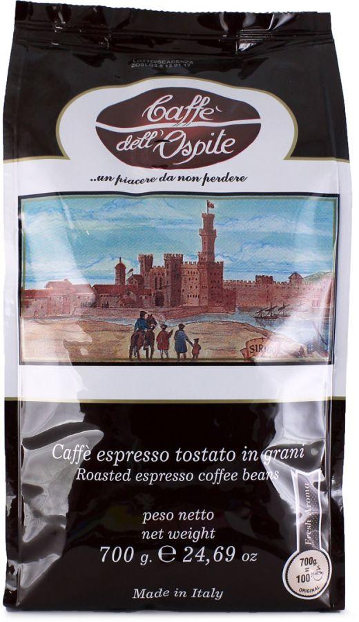 Caffè Dell'Ospite 700 g kaffebönor