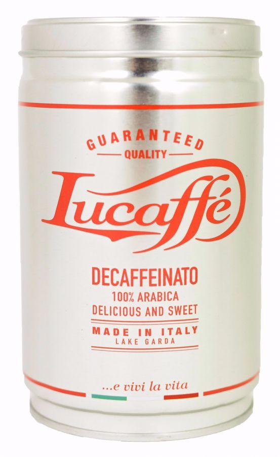 Lucaffé Decaffeinato kofeiiniton 250 g kahvipavut