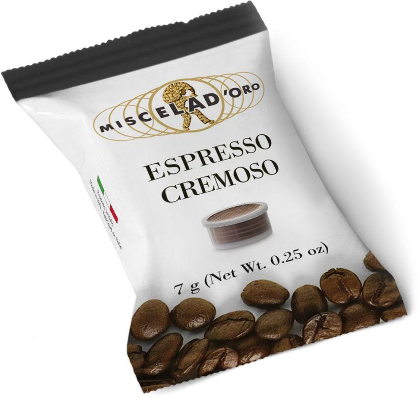 Miscela d'Oro Espresso Cremoso espressokapselit 100 kpl
