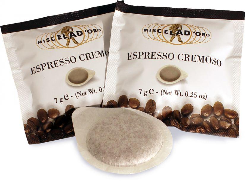 Miscela d'Oro Espresso Cremoso espressonapit 150 kpl