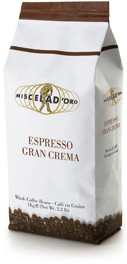 Miscela d'Oro Gran Crema 1 kg kahvipavut