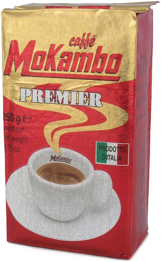 Mokambo Premier 250 g jauhettu kahvi