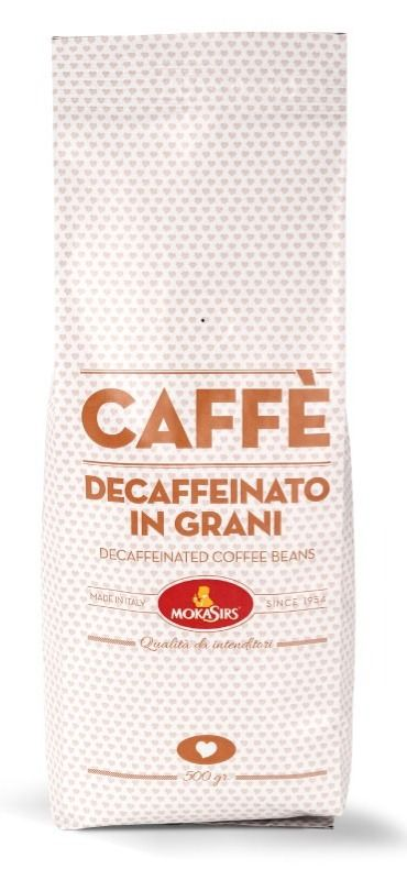 MokaSirs Decaf 500 g Coffee Beans