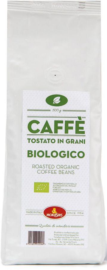 MokaSirs Caffè Bio 500 g kahvipavut