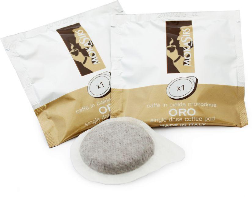 MokaSirs Oro Arabica espressonapit 200 kpl