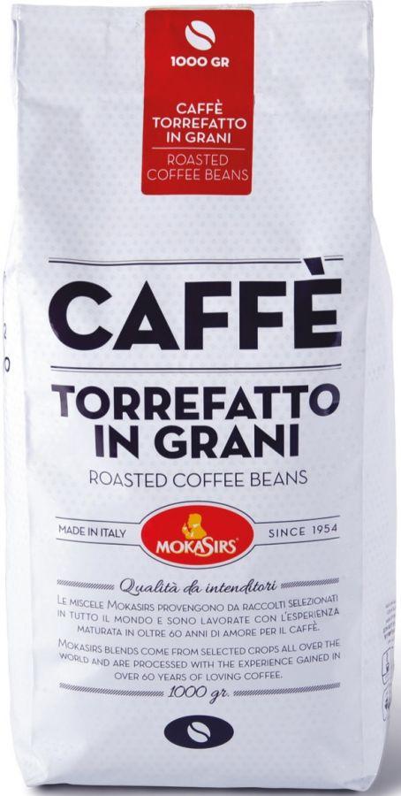 MokaSirs Selezione 1 kg kahvipavut