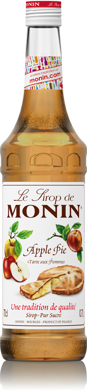 Monin Apple Pie Syrup 700 ml