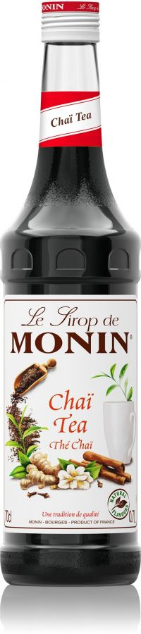 Monin Chai Tea makusiirappi 700 ml