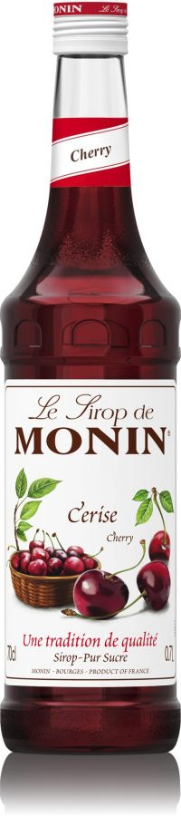 Monin Cherry makusiirappi 700 ml