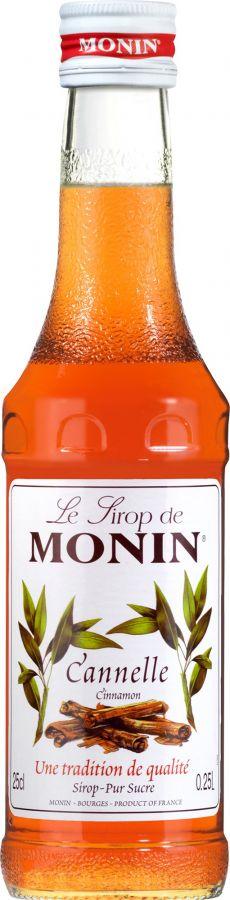Monin Cinnamon makusiirappi 250 ml