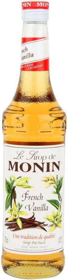 Monin French Vanilla makusiirappi 700 ml