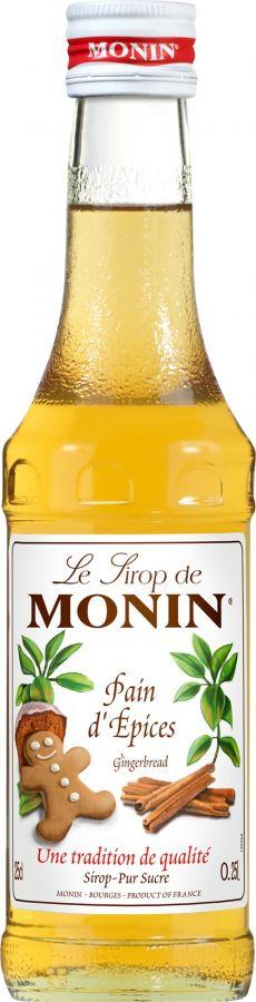 Monin Gingerbread Syrup 250 ml