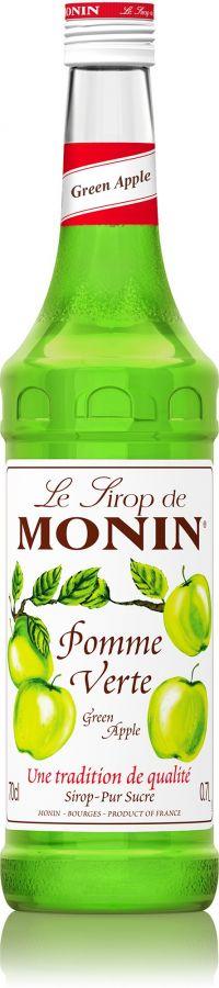 Monin Green Apple makusiirappi 700 ml