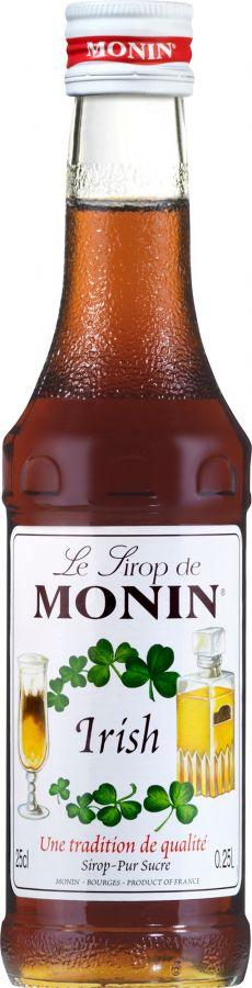 Monin Irish Syrup 250 ml