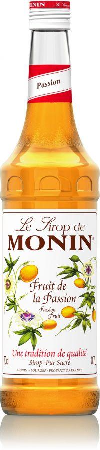 Monin Passion Fruit Syrup 700 ml