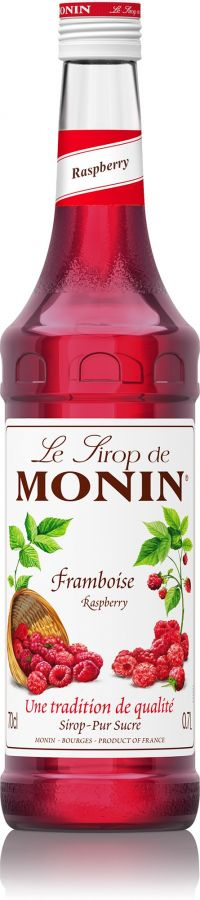 Monin Raspberry makusiirappi 700 ml