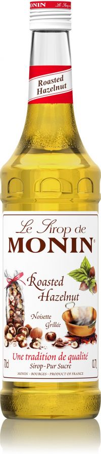 Monin Roasted Hazelnut makusiirappi 700 ml