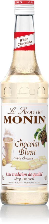 Monin White Chocolate makusiirappi 700 ml