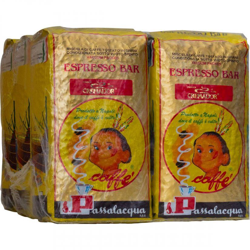 Passalacqua Cremador tukkuerä 6 kg kahvipavut