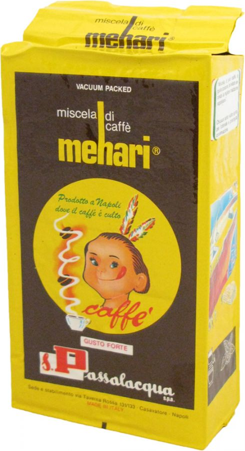Passalacqua Mehari 250 g ground coffee