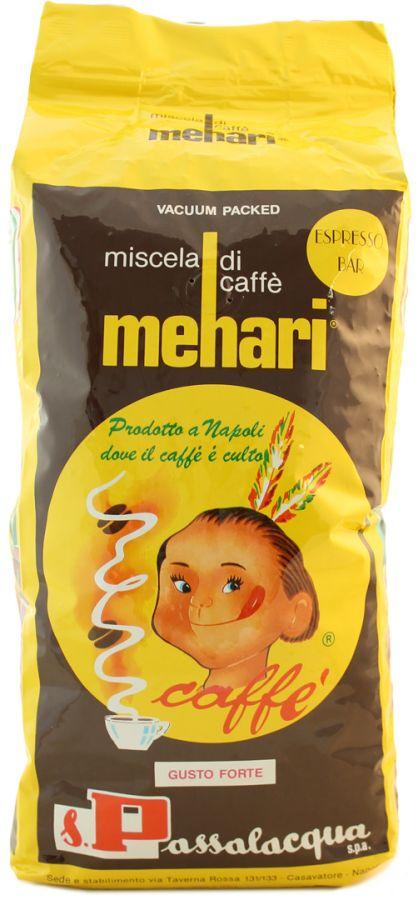 Passalacqua Mehari 1 kg kaffebönor