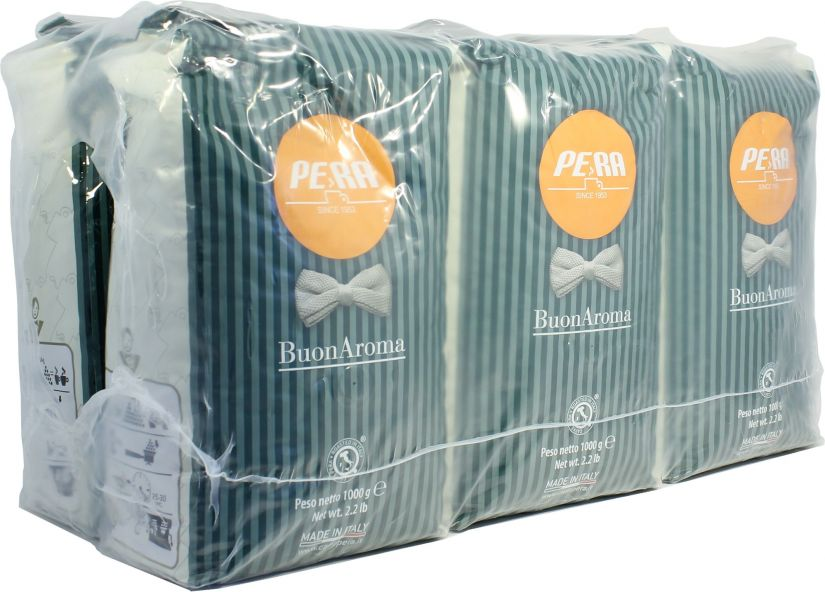 Pera Buon Aroma coffee beans 6 x 1 kg wholesale unit