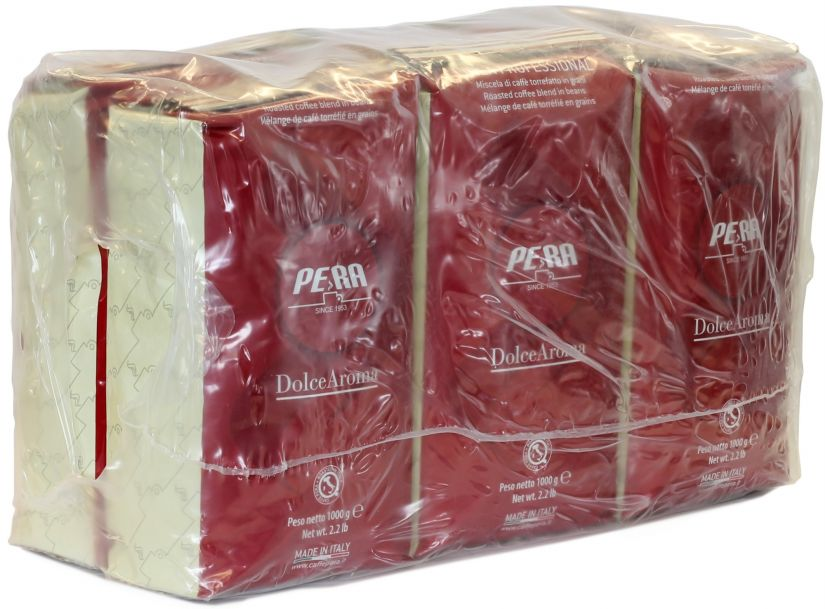 Pera Dolce Aroma tukkuerä 6 kg kahvipavut