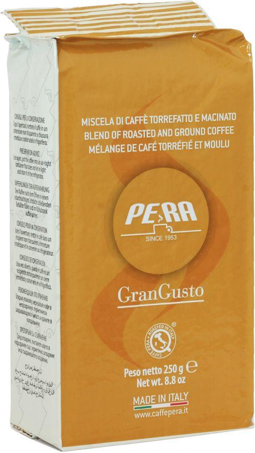 Pera Gran Gusto 250 g jauhettu kahvi