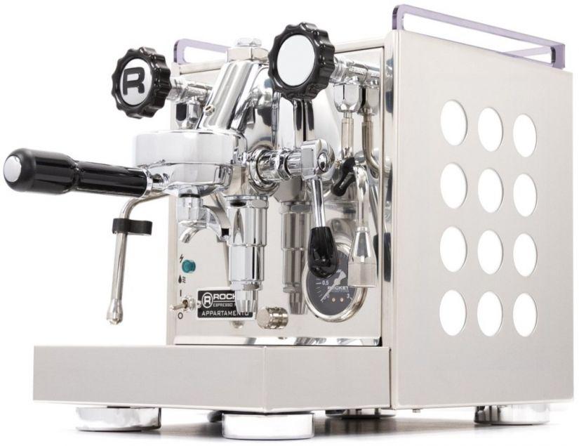 Rocket Espresso Appartamento espressokone, valkoinen