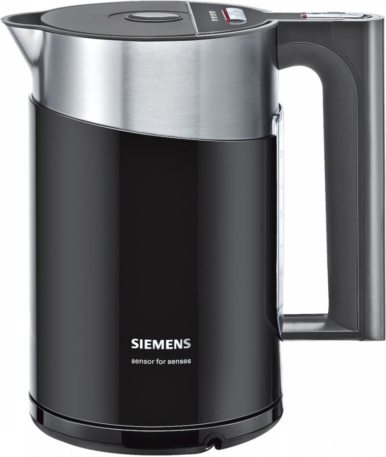 Siemens TW86103P electric water kettle 1.5 l with temperature function