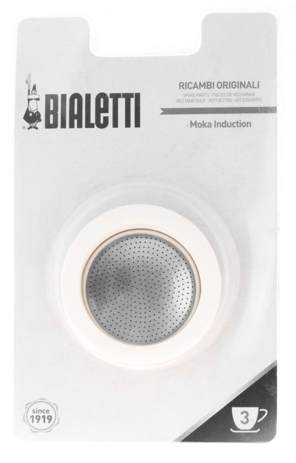 Bialetti tiivistepaketti 3 kupin Moka induction -keittimelle