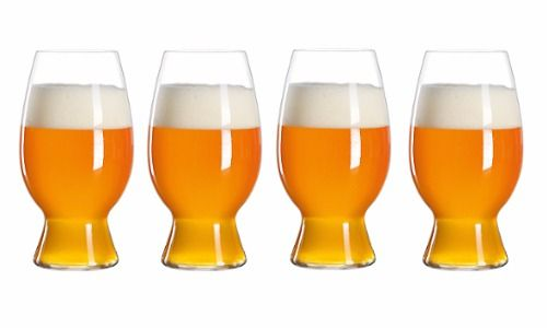 Spiegelau Craft Beer American Wheat Beer Glass 75 cl, 4 pcs
