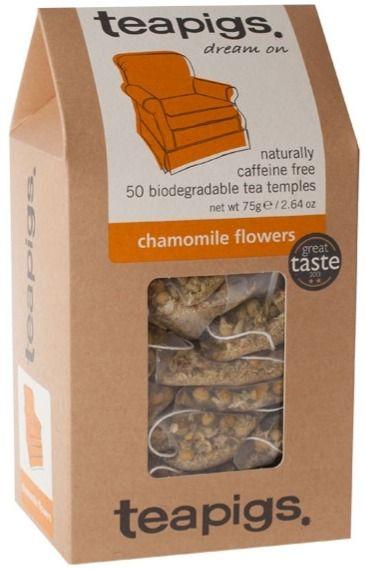 Teapigs Chamomile Flowers 50 teepussia