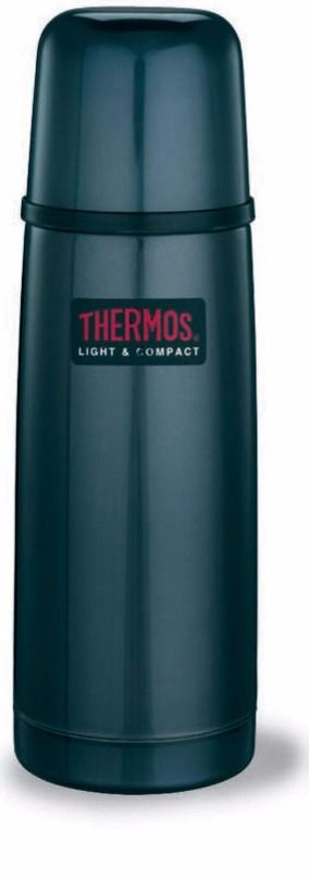 Thermos FBB 350 ml Vacuum Insulated Bottle, Midnight Blue