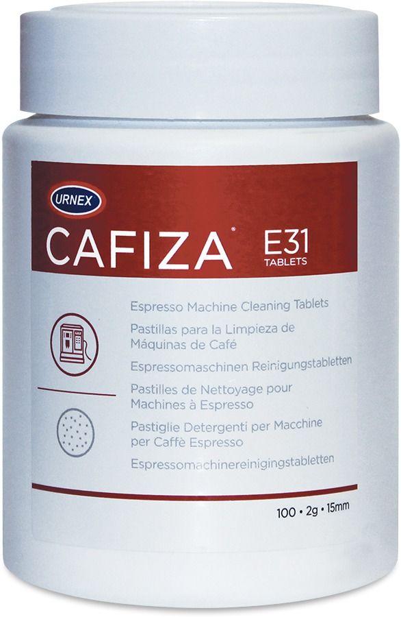 Urnex Cafiza puhdistustabletit espressolaitteille 100 kpl